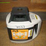 Avvägningsinstrument laser