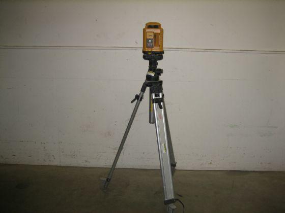 Avvägninsinstrument laser plan