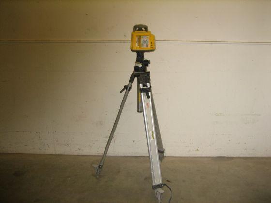 Avvägningsinstrument Laser universal