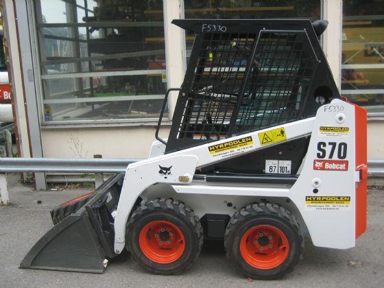 Bobcat S70